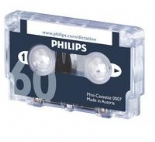 Philips 0007 Mini Cassette Tape ( LFH0007 ) Single